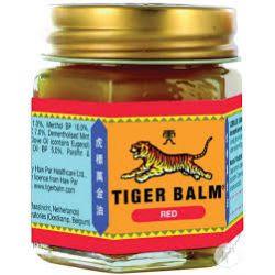 Tiger Balm RED POT 19G