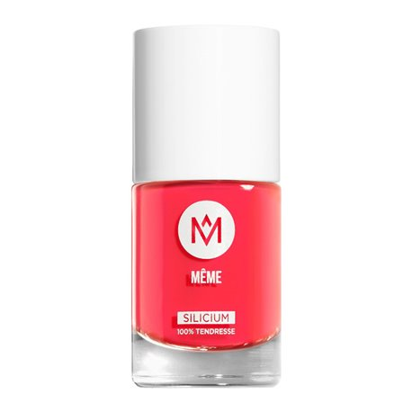 Même Vernis ongles Silicium 04 corail 10ml