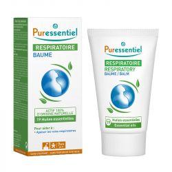 Baume respiratoire 50 ml aux huiles essentielles PURESSENTIEL