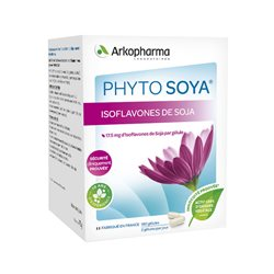 Arkopharma Phyto Soya 17,5 mg comfort voor de menopauze