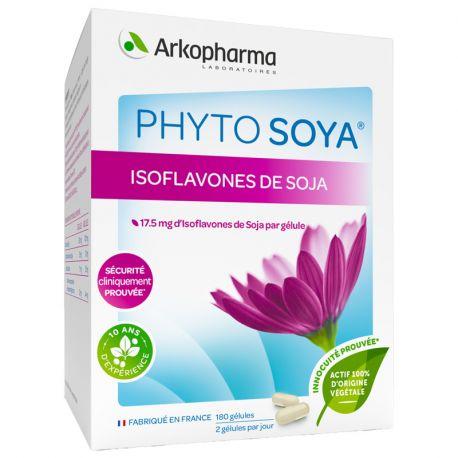 Arkopharma Phyto Soya 17,5 mg Menopausa conforto