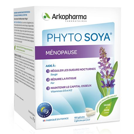 Arkopharma PHYTO SOYA FORM INTENSE 35mg 60 CAPSULES