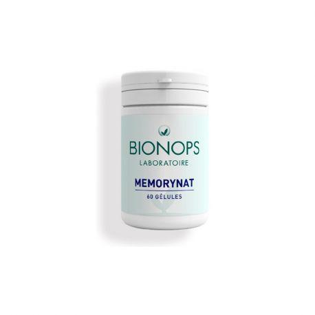 MEMORYNAT 60 gélules Bionops