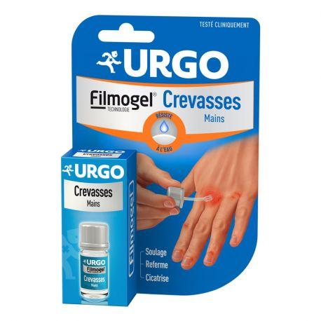 Urgo DRESSING LIQUID CREVASSES MANO 3.25ML
