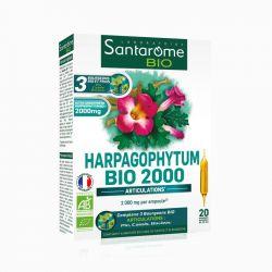 SANTAROME BIO Harpagophytum bio 2000 20 ampoules 10ml