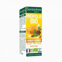 SANTAROME BIO spray Propolis bio flacon 20ml