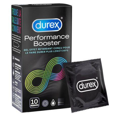DUREX PERFORMA Презервативы 10 FS