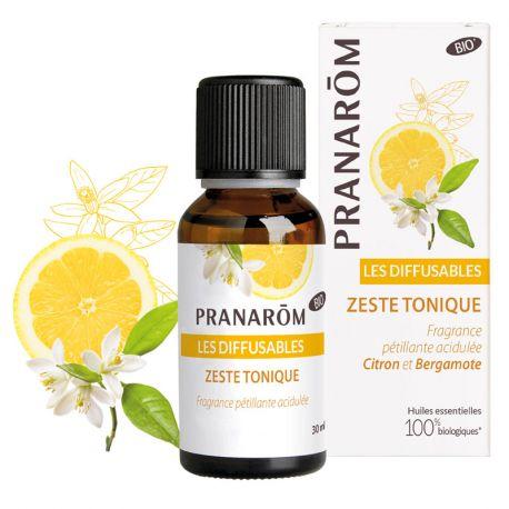 Pranarom Diffusion Citrus etherische olie 30ml
