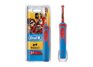 Oral B Power Stages The Incredibles 2 Electric Toothbrush