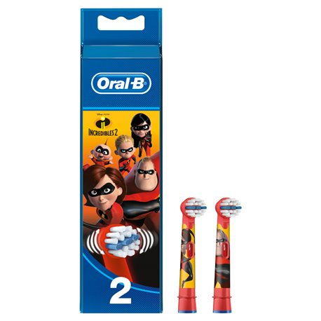 AVENGERS TOOTHBRUSH STROM ORAL B Stages