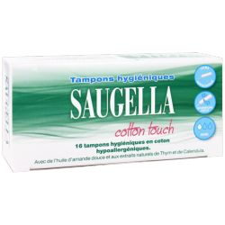 Saugella Cotton Touch Tampons Mini