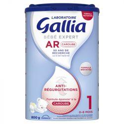 Gallia Bébé Expert lait Anti-Régurgitations 1er âge 800 g