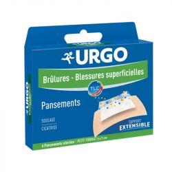 URGO إصابات تزيين سطح BURN