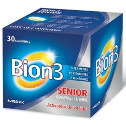 BION 3 SENIOR 30 TABLETS