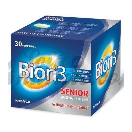 BION 3 MAYORES 30 COMPRIMIDOS