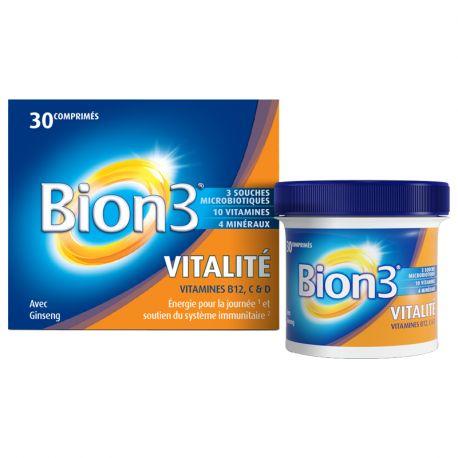 BION 3 ENERGY PLUS 30 COMPRIMIDOS