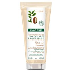 Klorane douche gel Velvet voedende crème 200ML
