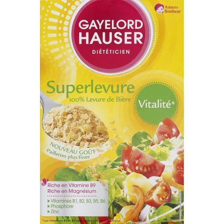Gaylord Hauser SuperLevure