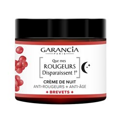 Creme De Noite Garancia Que Meus Rougeurs Desaparecem Anti Vermelhidão e Anti Idade 50ml