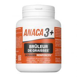Burner 60/120 cápsulas Anaca3 + gordura natural