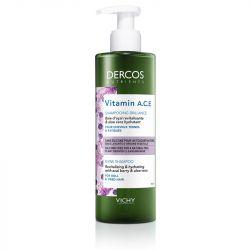 Dercos Nutrients Shampoing Vitamine ACE 250 ml