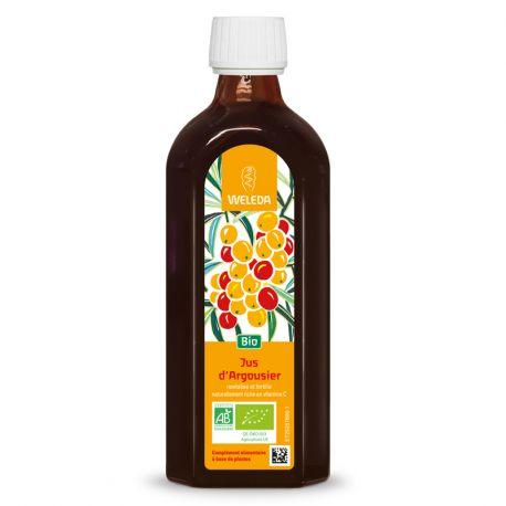 ARGOUSIER WELEDA BIO бутылка сока 200ML