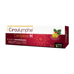 Santé Verte Circulymphe Complexe H 50 ml Troubles Hémorroïdaires