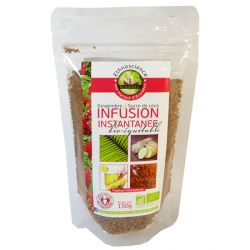 Ecoidées Infusion Gingembre / Sucre de Coco 150 g