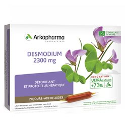 Arkofluide Desmodium 2300 mg 20 ampoules