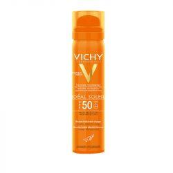 Vichy idéal Soleil Brume Hydratante Invisible Visage IP50+ 75ML