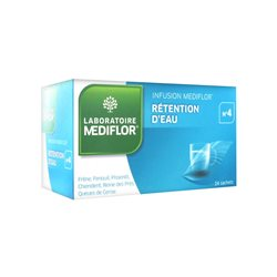 Infusion Médiflor 4 WATER RETENTION 24 Sachets Dose