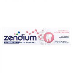 Zendium Professionnel Dentifrice Sensibilité 75ml