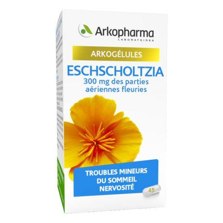 Arkogélules Eschscholzia 300mg Arkopharma 45 gélules