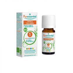 Puressentiel Expert Huile Essentielle Bio Thym à Thujanol 5 ml