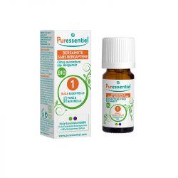 Puressentiel Expert Huile Essentielle Bio Bergamote 10 ml