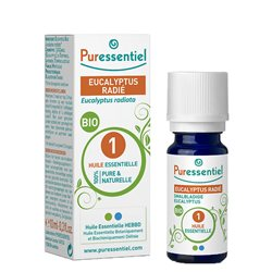 Puressentiel Eucalipto Radiated Essential Oil 10ml