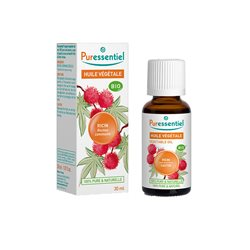 Puressentiel Huile Végétale Bio Ricin 30 ml