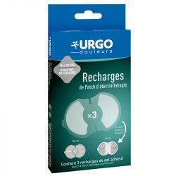 Urgo Patch Rechargeable Électrothérapie