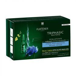 Rene Furterer tratamiento de pérdida de cabello RF 80 concentrado 12 bulbos