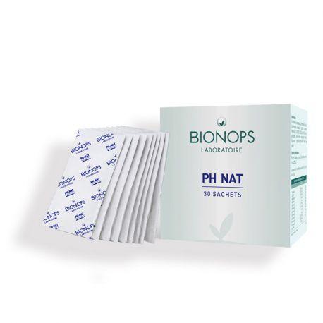 PH NAT équilibre acido-basique 30 sachets Bionops