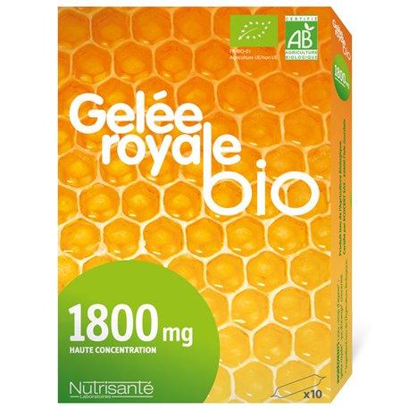Royal Jelly VITAL CONCEPT B 10 bollen