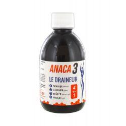 排水Anaca3的4合1个250ml瓶装