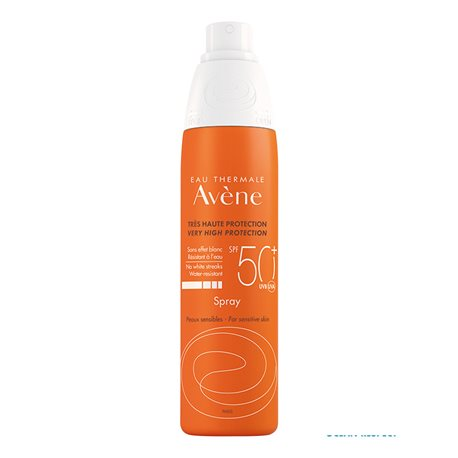 Avène Solaire Spray Spf50+ Resist 200 ml
