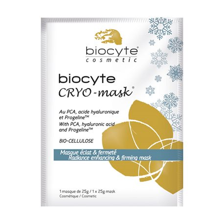 Biocyte Cosmetic Mask Cryo Firming Shine Mask
