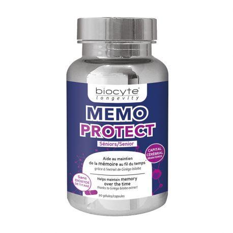 BIOCYTE Mémo Protect Mémoire 90 gélules