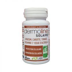 Dermoline Solar prepara o bronzeado 60 cápsulas