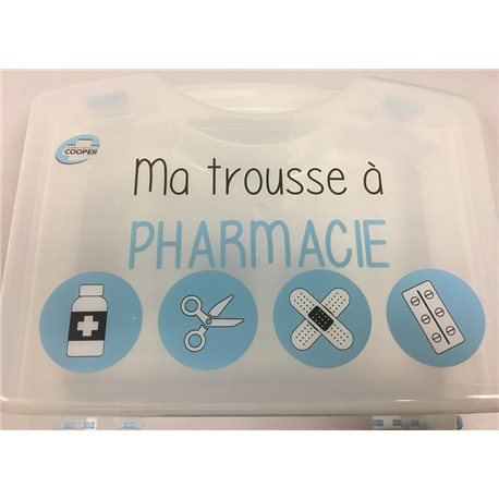 Kit de Farmácias Rígidas Cooper