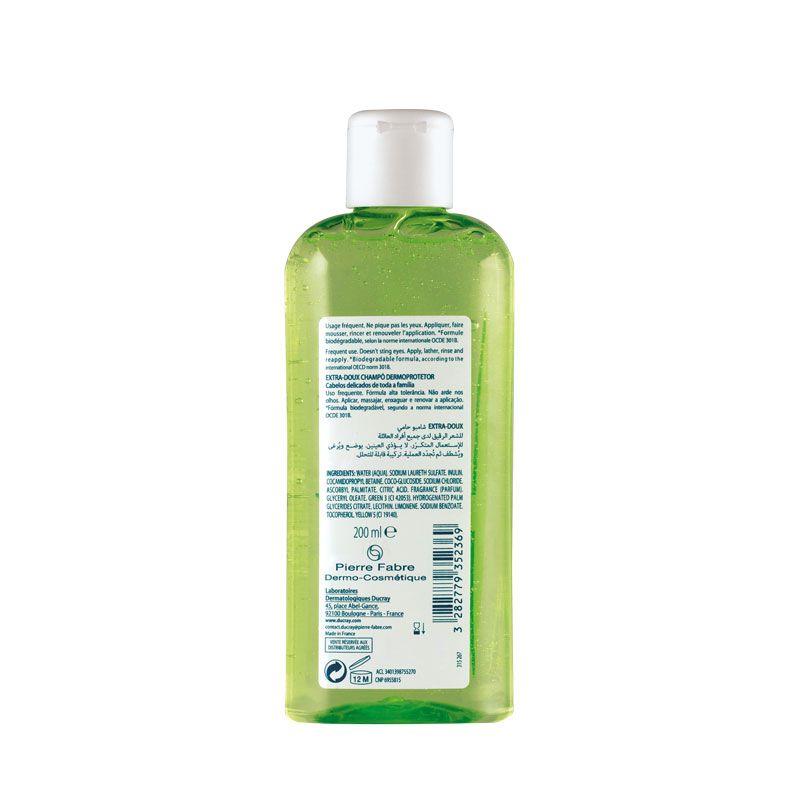 achetez le shampoing ducray extra doux cheveux d licats en pharmacie