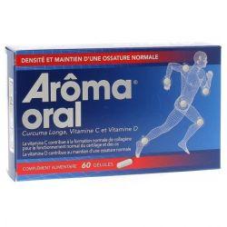 Aroma Oral Curcuma biodisponible 60 / 180 gélules