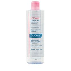 ICTYANE DUCRAY EAU MICELLAIRE 100ML/200ml/400ml